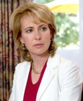 Gabrielle Giffords - Tucson - 09-01-2011 - Gabrielle Giffords respira da sola