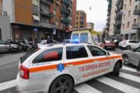 Strage a Genova - Genova - 09-01-2011 - Strage di gelosia a Genova: Carlo Trabona, pensionato di 70 anni, ha ucciso moglie e due vicini e poi si è tolto la vita