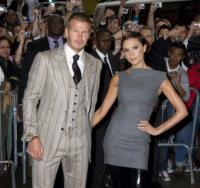 David Beckham, Victoria Beckham - Los Angeles - 30-09-2009 - Quarto figlio in arrivo per i Beckham