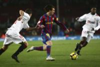 Lionel Messi - Barcellona - 05-01-2010 - Il Pallone d'Oro va a Lionel Messi