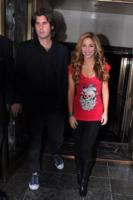 Antonio de la Rua, Shakira - Los Angeles - 11-01-2011 - Shakira torna single dopo 11 anni