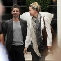 Matthew Bellamy, Kate Hudson - Los Angeles - 12-01-2011 - Un bambino in arrivo per Matthew Bellamy e Kate Hudson