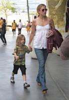 Ryder Robinson, Kate Hudson - Los Angeles - 12-01-2011 - Un bambino in arrivo per Matthew Bellamy e Kate Hudson