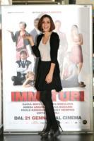 Ambra Angiolini - Roma - 12-01-2011 - Dopo il successo dei film Immaturi diventerà una serie tv