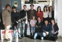 cast - Roma - 12-01-2011 - Dopo il successo dei film Immaturi diventerà una serie tv