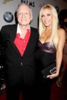 Crystal Harris, Hugh Hefner - Las Vegas - 27-12-2010 - Hugh Hefner cambia la data delle sue nozze su richiesta della sua ex fidanzata