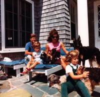 John Fitzgerald Kennedy, Jacqueline Kennedy - Washington - 14-01-2011 - Le star che non sapevi fossero rimaste vedove da giovani