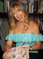Goldie Hawn - Los Angeles - 11-05-2005 - Goldie Hawn felice per la gravidanza di Kate Hudson