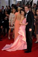 Matthew Morrison, Lea Michele - Los Angeles - 16-01-2011 - Golden Globes 2011: le coppie sul red carpet