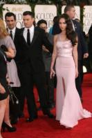 Megan Fox, Brian Austin Green - Los Angeles - 16-01-2011 - Golden Globes 2011: le coppie sul red carpet