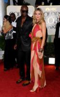 Seal, Heidi Klum - Los Angeles - 16-01-2011 - Golden Globes 2011: le coppie sul red carpet