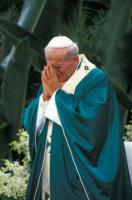 Papa Giovanni Paolo II - Città del Vaticano - Giovanni Paolo II e Giovanni XXIII santi il 27 aprile