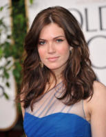 Mandy Moore - Los Angeles - 16-01-2011 - Mandy Moore in tv con un suo telefilm