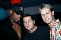 Denis Rodman, Chris Paciello - Los Angeles - 22-01-2011 - Natalie Imbruglia sposera' l'ex marito di Madonna Chris Paciello