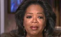 Oprah Winfrey - Los Angeles - 24-01-2011 - Star come noi: anche i ricchi piangono
