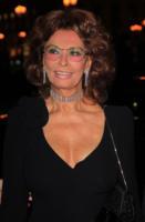 Sophia Loren - Parigi - 24-01-2011 - Sophia Loren onorata con una serata di gala dall'Academy