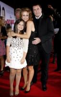 Ella Bleu Travolta, Kelly Preston, John Travolta - Westwood - 18-05-2010 - John Travolta ricorda il dramma della morte di suo figlio
