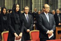 Principe Alberto di Monaco, Principessa Charlene Wittstock - Monaco - 27-01-2011 - La fidanzata del principe Alberto di Monaco si è convertita a cattolicesimo