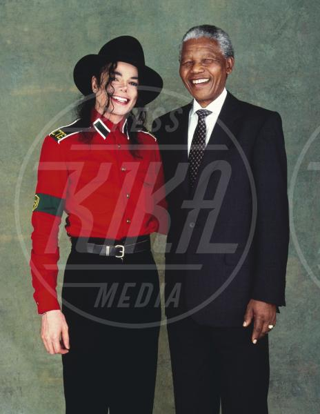 Nelson Mandela, Michael Jackson - Los Angeles - 26-06-2009 - Nelson Mandela in ospedale ma non e' grave