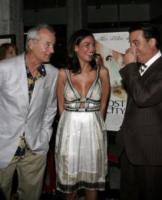 """Ines Sastre, Bill Murray, Andy Garcia - Los Angeles - 17-04-2006 - Andy Garcia, regista per la prima volta con """"The Lost City"""""""