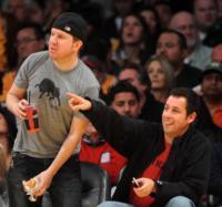 Adam Sandler - Los Angeles - 31-01-2011 - Quando le celebrity diventano il pubblico