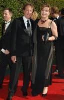 moglie, Geoffrey Rush - Los Angeles - 31-01-2011 - Geoffrey Rush apre la polemica si Il discorso del re