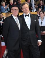 Colin Firth, Geoffrey Rush - Los Angeles - 31-01-2011 - Geoffrey Rush apre la polemica si Il discorso del re
