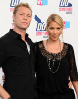 Martyn Lenoble, Christina Applegate - Los Angeles - 01-02-2011 - Christina Applegate e' diventata mamma di Sadie Grace