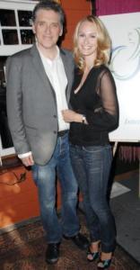 Megan Wallace Cunningham, Craig Ferguson - Los Angeles - 02-02-2011 - Craig Ferguson di nuovo papà