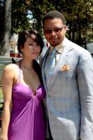Michelle Ghent, Terrence Howard - Cannes - 16-05-2010 - Anniversario a sorpresa per Terrence Howard: la moglie chiede il divorzio