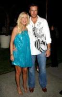 Dean McDermott, Tori Spelling - Westwood - 19-04-2006 - Tori Spelling si è sposata.