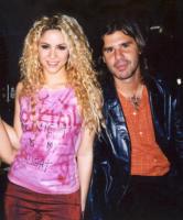 Antonio de la Rua, Shakira - Barcellona - 03-02-2011 - Shakira e' diventata vicina di casa di Gerard Pique'