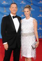 Tom Hanks, Rita Wilson - Los Angeles - 29-08-2010 - Tom Hanks e' diventato nonno e Colin Hanks padre