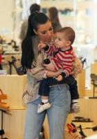 Mason, Kim Kardashian - Los Angeles - 31-01-2011 - Kim Kardashian ha fatto litigare Halle Berry e Gabriel Aubry