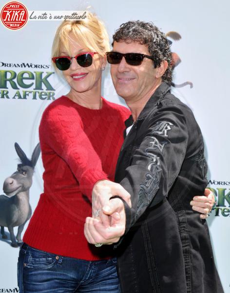Antonio Banderas, Melanie Griffith - 04-02-2011 - Melanie Griffith chiede il divorzio da Antonio Banderas