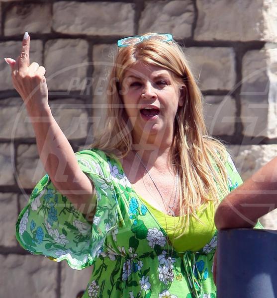 Kirstie Alley - Los Angeles - 06-05-2010 - Dal libro delle celebrities: il comandamento del dito medio