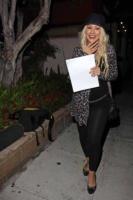 Christina Aguilera - Los Angeles - 22-09-2010 - Christina Aguilera sbaglia l'inno americano al Superbowl