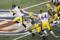 Arlington - 06-02-2011 -  I Green Bay Packers hanno vinto il Super Bowl 2011