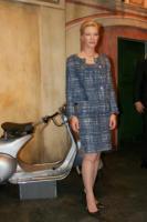 Cate Blanchett - Ginevra - 07-02-2011 - Peter Jackson lascia l'ospedale, ricomincera' dalle riprese di The Hobbit
