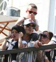 David Beckham, Victoria Beckham - Los Angeles - 07-02-2011 - I Beckham aspettano una bambina