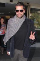 Ricky Martin - Los Angeles - 07-02-2011 - Ricky Martin premiato dalla Glaad esprime il suo entusiasmo