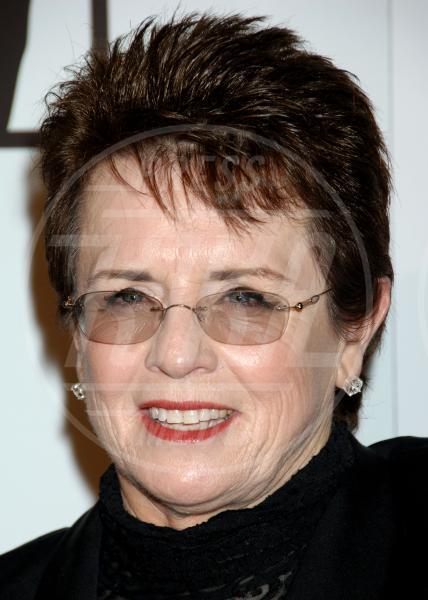 Billie Jean King - Beverly Hills - 20-04-2006 - Cara, Michelle e le altre: quando lei & lei sono in coppia
