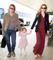 Sunday Rose  Kidman, Keith Urban, Nicole Kidman - Sydney - 23-12-2010 - Nicole Kidman ringrazia la madre surrogata della sua ultima figlia, Faith