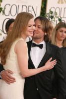 Keith Urban, Nicole Kidman - Los Angeles - 16-01-2011 - Nicole Kidman ringrazia la madre surrogata della sua ultima figlia, Faith