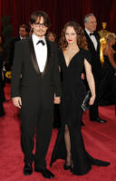 Vanessa Paradis, Johnny Depp - Hollywood - 24-02-2008 - Lily Rose difende il padre Johnny Depp: