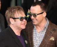 David Furnish, Elton John - Londra - 30-01-2011 - Il figlio di Elton John si prepara a cantare per la Regina di Inghilterra