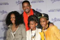 Jaden Smith, Willow Smith, Will Smith, Jada Pinkett Smith - Los Angeles - 08-02-2011 - Willow Smith non vuole suo padre ma Brad Pitt per il film Annie