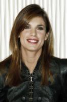Elisabetta Canalis - Roma - 25-11-2010 - Lutto per Elisabetta Canalis: è morta Lidia Nuvoli, la nonna materna