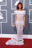 Rihanna - Los Angeles - 13-02-2011 - Chris Brown potra' di nuovo avvicinarsi a Rihanna