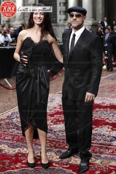 Marica Pellegrinelli, Eros Ramazzotti - Milano - 15-02-2011 - Eros Ramazzotti condivide con i fan le foto delle nozze